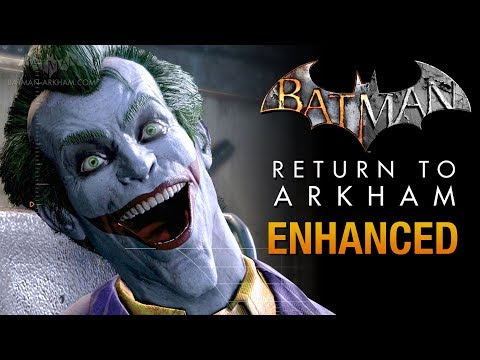 Batman: Return to Arkham - 4K 60fps Gameplay [Xbox One X Enhanced]