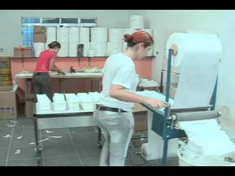 Máquina de fraldas é boa opção para pequenos empreendedores