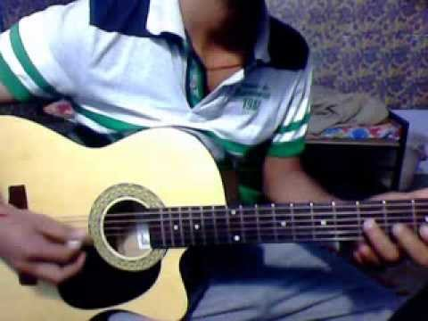 Mere Mehboob Qayamat Hogi On Guitar video