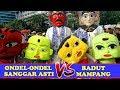 GOKIL, Badut Mampang vs Ondel Ondel ASTI Joget Lucu Banget MP3