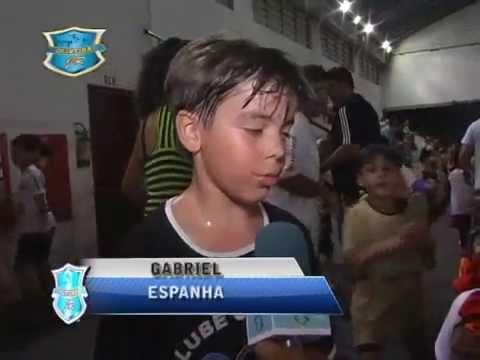OLIMPICO CAMP INFANTIL DE SHOWBOL  PORTUGAL  X ESPANHA    19   10  2014