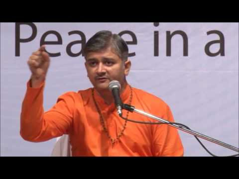 Om Shanti Shanti Shanti Talk 1 video