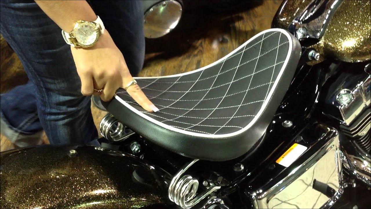 Metal Flake Cafe Racer