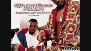 Ghostface Killah feat. Madame Majestic - Ghost Showers