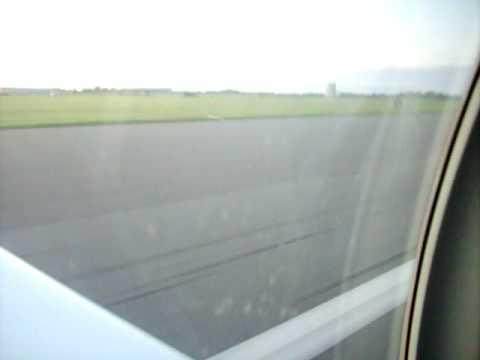 landing at mona airfield