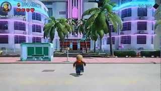 Lego City Undercover Adventures - Lego GTA Vice City Style