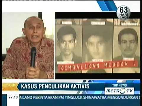 Kasus Penculikan Aktivis 1998  Mayjen Purn Kivlan Zen Angkat...