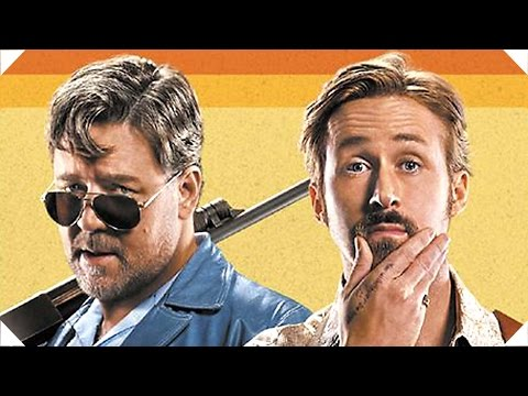 THE NICE GUYS Bande Annonce VF Finale (Ryan Gosling, Russell Crowe)