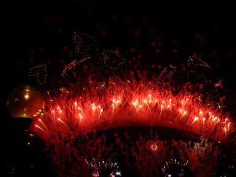 Australia Sydney Fireworks