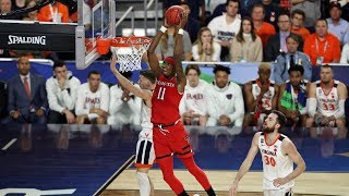 Top dunks from the NCAA National Championship game