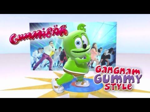 download lagu Gangnam Gummy Style Dance Gummibär The gratis