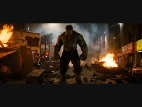 El Increible Hulk 2 Movie Staind