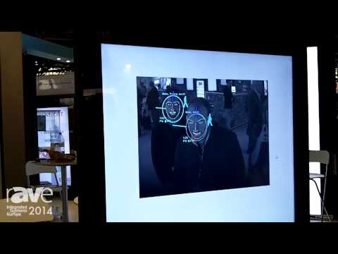ISE 2014: Eikeo Details High Brightness Screen, Gestrue Recognition and Facial Recognition