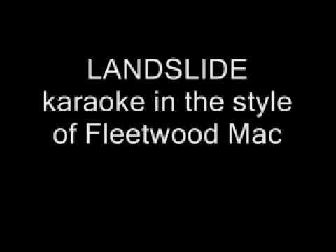 Landslide - Instrumental MP3 Karaoke - Fleetwood Mac