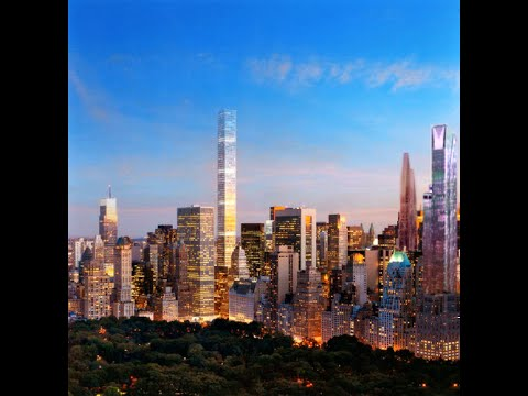 New York Tallest Building Project 2015