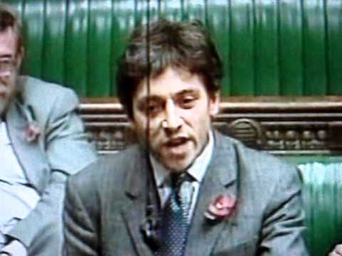 John Bercow - before he was famous - Commons Speech