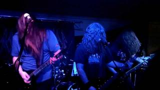 Vomitory - Prostitute Disfigurement - No End To Suffering Tour 2011 Bamberg