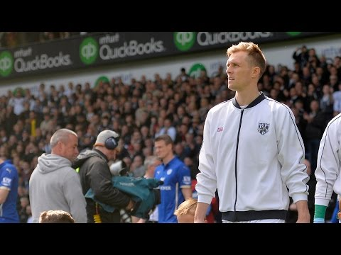 Darren Fletcher speaks after West Bromwich Albion's 3-2 defeat by Leicester City