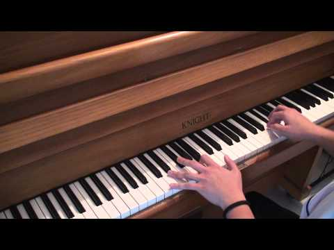 One Direction - Live While We're Young Piano By Ray Mak video