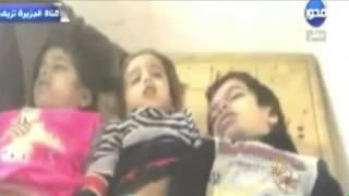 الجزيرة تفند ادعاءات وسائل إعلام مصرية أن صور الأطفال القتلى ليست في درنة