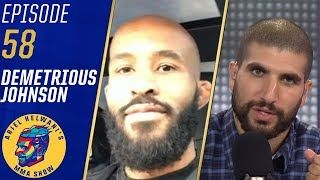 Demetrious Johnson on fighting in Asia, Henry Cejudo, ONE Grand Prix | Ariel Helwani's MMA Show