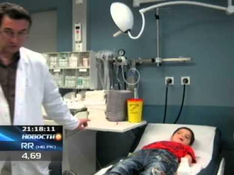 «Мальчику без носа» третий месяц не делают операцию в Австрии -- Минздрав не перечислил деньги
