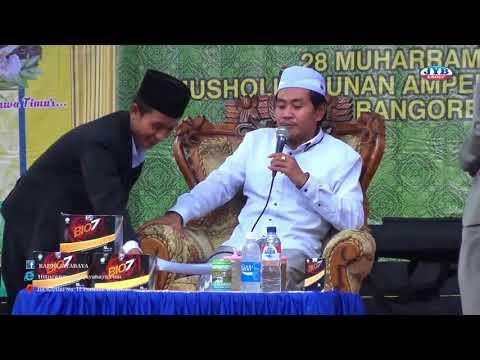 KH  Anwar Zahid Sukorejo, Banyuwangi 18 Oktober 2017