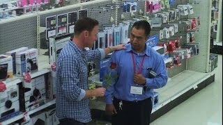 Chris Harrison Goes TV Shopping on '#RepeatAfterMe'