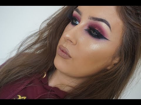 Huda Beauty Textured Palette Rose Gold Edition Tutorial // Laurisakmua