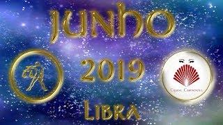 LIBRA JUNHO 2019 - DEIXA ACONTECER - PREVISÃO MENSAL - CIGANA CARMENCITA