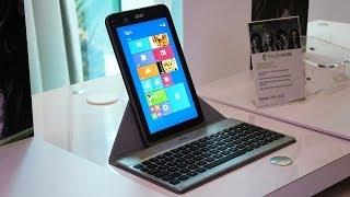 Новый смартфон Z5, планшеты и хромбук Acer на CES 2014