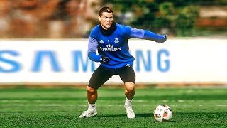 Cristiano Ronaldo - Training 2017 | Skills/Goals/Freestyle | HD