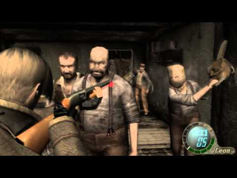Resident evil 4 Profesional NO DAMAGE Capitulo 1-1
