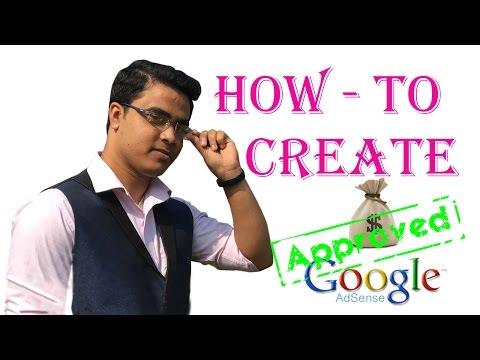 How to Create google adsense Account 2017 !! TecH Bangla!!