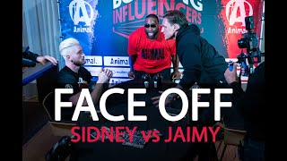 Boxing Influencers - FACE OFF Aflevering 1 - Sidney Bout vs Jaimy Dorenbosch