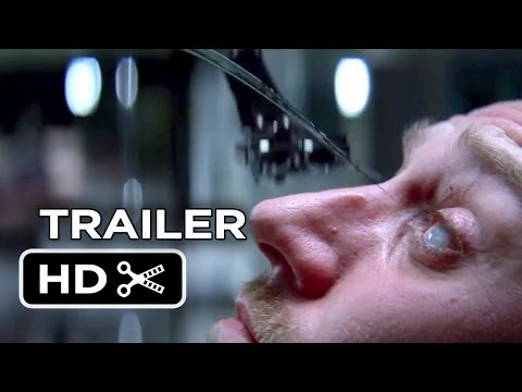 Transcendence TRAILER 2 (2014) - Wally Pfister Sci-Fi Movie HD