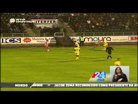 Pa�os de Ferreira 3-1 Desportivo das Aves - 2� M�o Play Off Manuten��o I Liga 21/05/2014 - Resumo