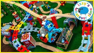 Thomas and Friends with DUPLO Mega Hybrid Track!