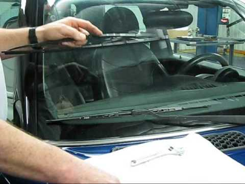 Mini Cooper Wiper Blade Chatter. DIY Repair