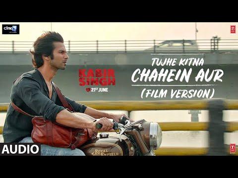 Download Lagu  Full Audio: Tujhe Kitna Chahein Aur Film Version| Kabir Singh | Shahid K, Kiara A |Mithoon | Jubin Mp3 Free
