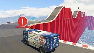 DE SLIPSTREAM VICTORY! (GTA V Online Funny Races)