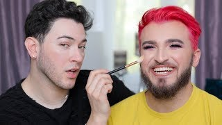 FULL MAKEOVER BY MANNY MUA
