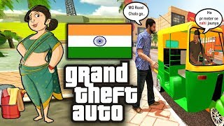 Gutke Wala Gangstar - Funny INDIAN GTA 5 | BHAI THE GANGSTER | BEST ANDROID GAME Part #2