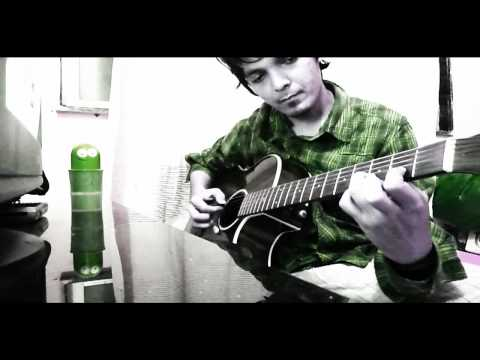 Tumse Hi on Guitar - Jab  we met - Acoustic fingerstyle