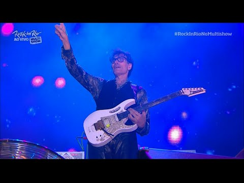 Steve Vai & Camerata Florianópolis - Rock in Rio 2015 [HD 1080p] - Full Concert