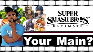 WHO WILL YOU MAIN IN SMASH ULTIMATE??