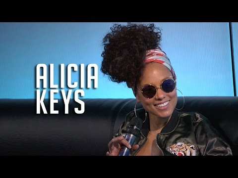 Alicia Keys on Date Nights, Beats from Egypt + Being Insecure