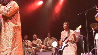 African Dance, King Sunny Ade Live Concert, Atlanta USA - Clip ONE