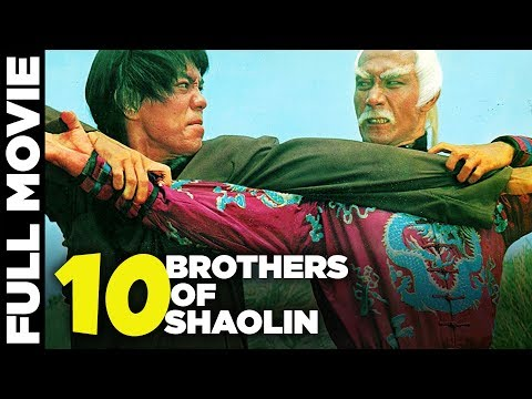 10 Brothers Of Shaolin | Hollywood Movie | Don Wong, Yi Chang