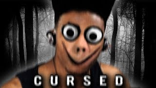 Etika gets CURSED ON STREAM?? [HIS LIGHTS GO OUT] [Stream Highlights]